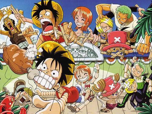 el juego de los animes Onepiece6