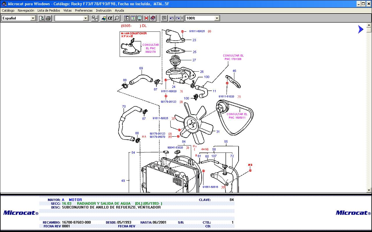 Todo o tipo de material Rocky (viaturas, motores, caixas, eixos, turbos, etc) Bertolo - Alcobaça RadiadorRocky