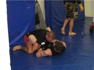 UFC 79: Georges St. Pierre training for Matt Hughes (Pics) 0122