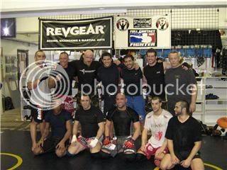 UFC 79: Georges St. Pierre training for Matt Hughes (Pics) 0148