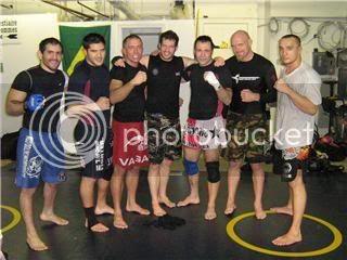 UFC 79: Georges St. Pierre training for Matt Hughes (Pics) 0152