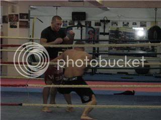 UFC 79: Georges St. Pierre training for Matt Hughes (Pics) 0156