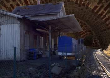 подземелья - Страница 4 Railway