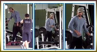 Montrez-moi des photos de Josh - Page 3 Josh-au-gym