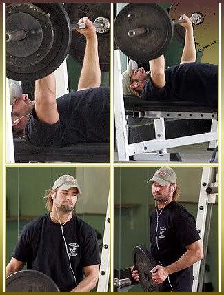 Montrez-moi des photos de Josh - Page 3 Josh-au-gym3