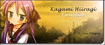 FanClub Hiragi Kagami KagamiFCfirma4