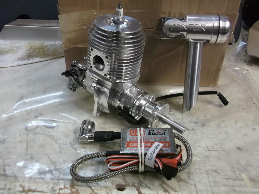 Mintor 33cc Petrol engine CoOpFireAlarms719