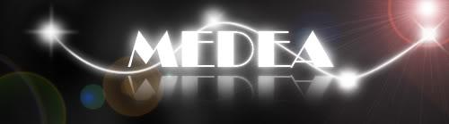 """Logo """"Medea"""" Medea"""