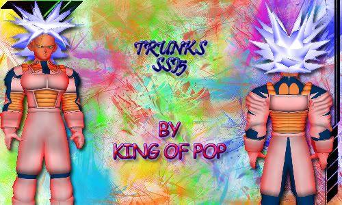 Skin Nuevos... TrunksModel