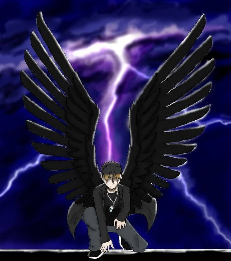 Maximum Ride FANG-1