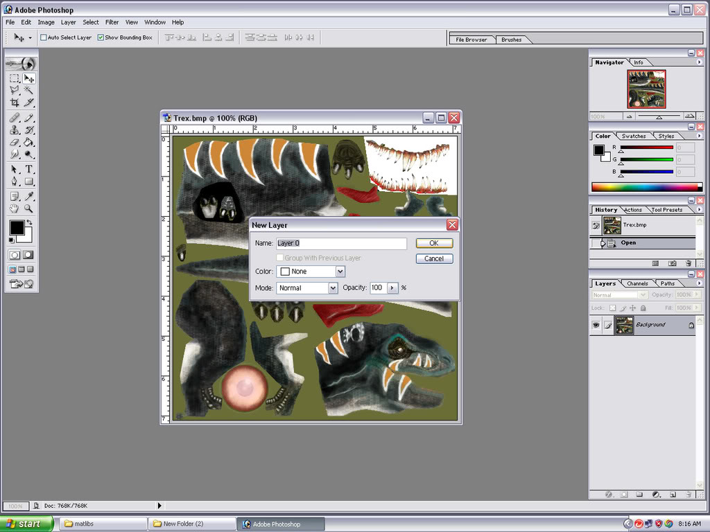 Illustrative skinning tutorial by maximusthedark Photoshop10