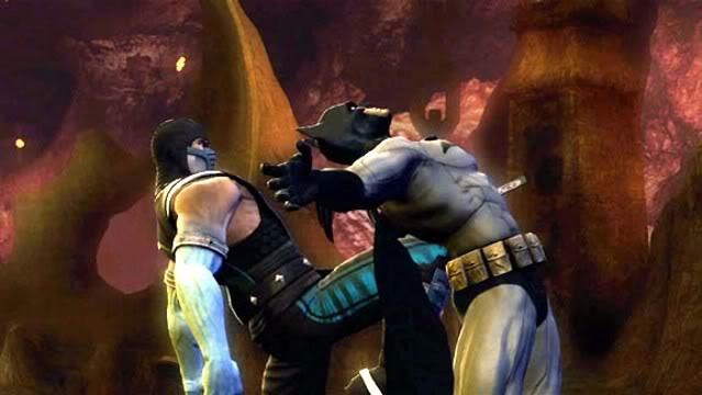Mortal Kombat VS DC Universe MKDC03