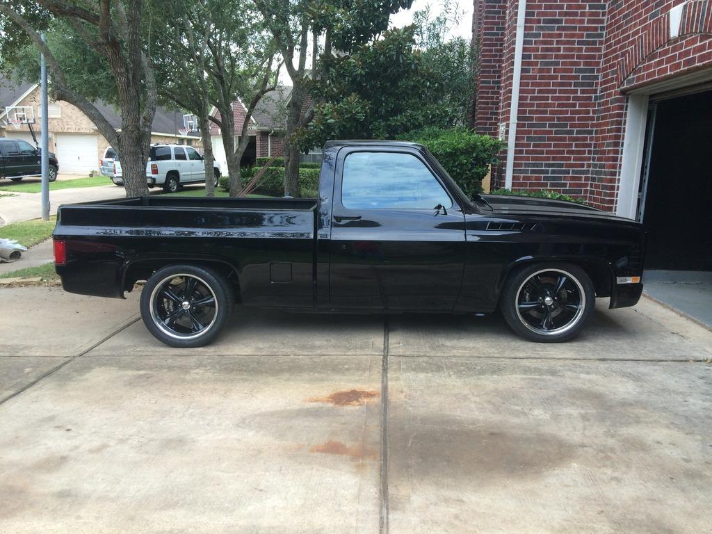 My 1986 Silverado 243