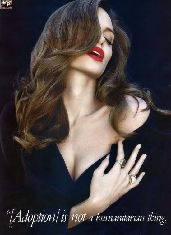 Angelina irá ser capa da VANITY FAIR em Agosto. Angelina_Jolie_007