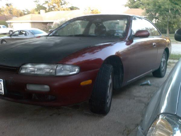 1996 240sx project. s14 FTW! Drift1