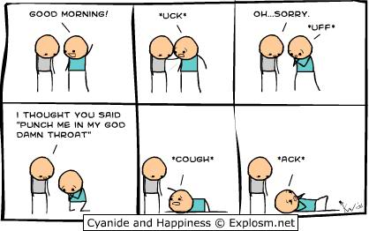 The funny stuff thread Morning