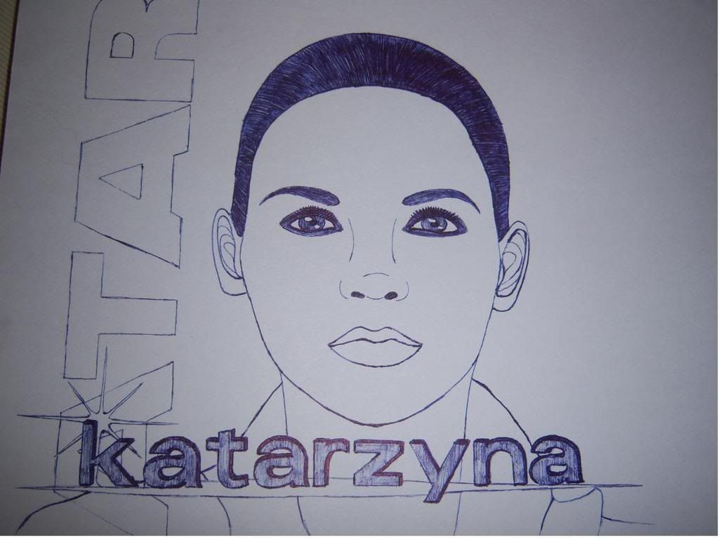 Hey, does this actually look like Katarzyna? TopModeldrawing104
