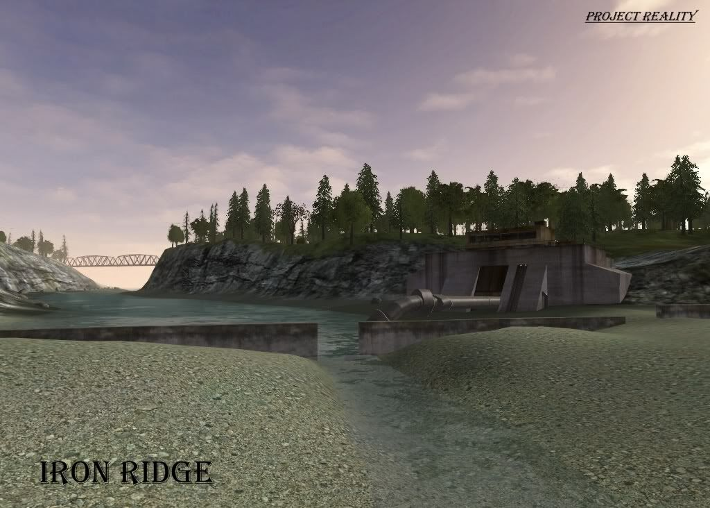 Map Iron Ridge Devj11