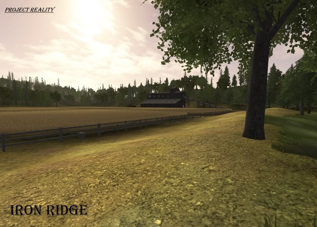 Map Iron Ridge Devj12