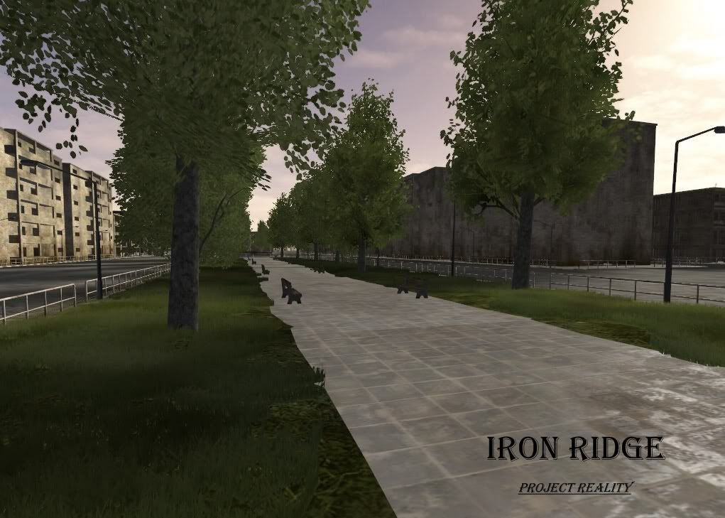 Map Iron Ridge Devj3