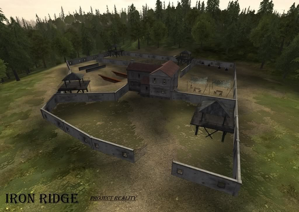 Map Iron Ridge Devj4