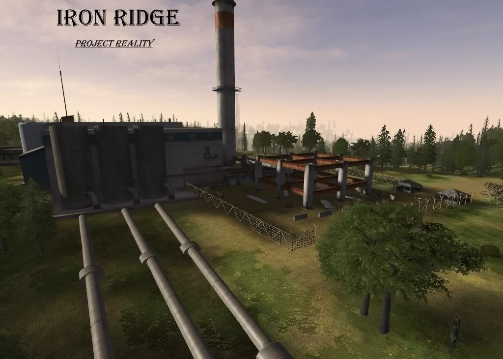 Map Iron Ridge Devj5