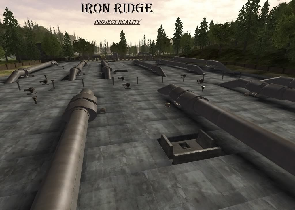 Map Iron Ridge Devj6