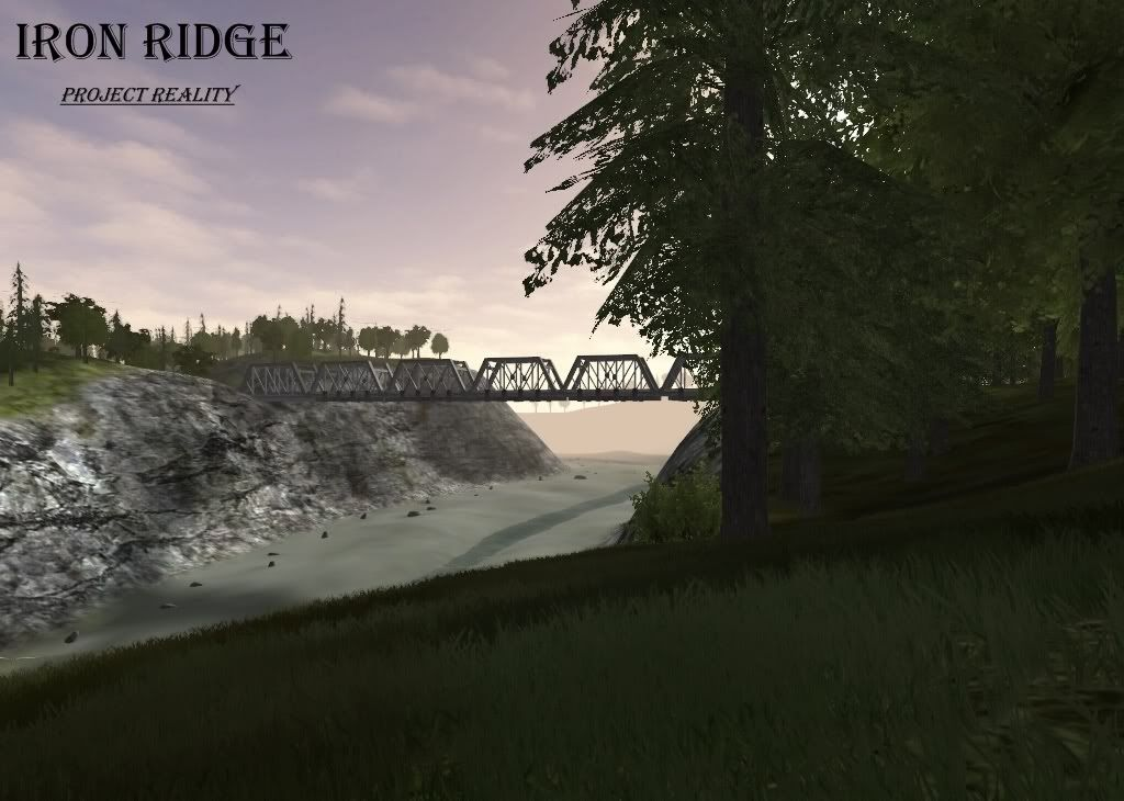 Map Iron Ridge Devj9