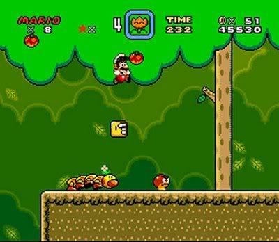 mario - Super Mario World SuperMarioWorld03