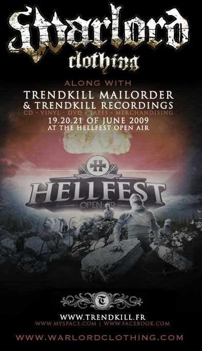 .:: TRENDKILL MAILORDER & RECORDINGS @ HELLFEST 2009 ::. Warlord_hellfest