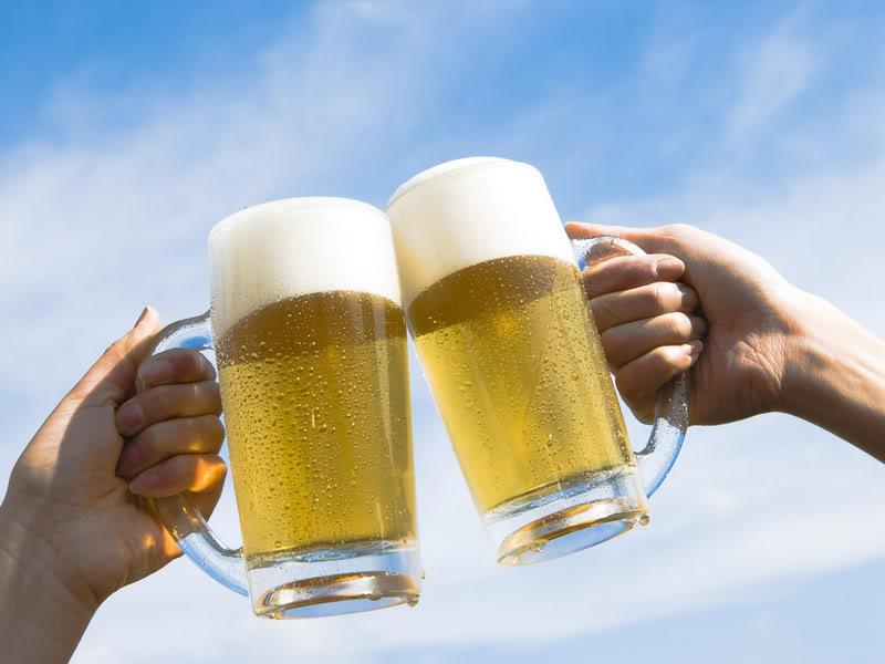 mừng SMod @sang ''già'' thêm một tuổi... Beer