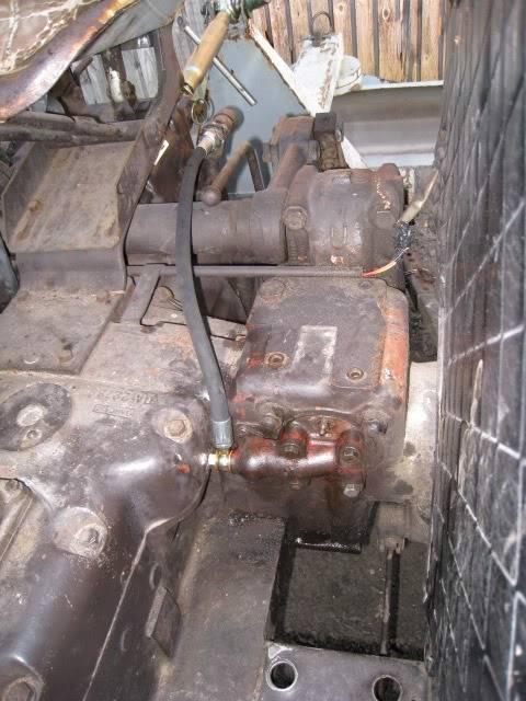 990 selecta AS -69 starttaus ja hydrauliikka IMG_3493
