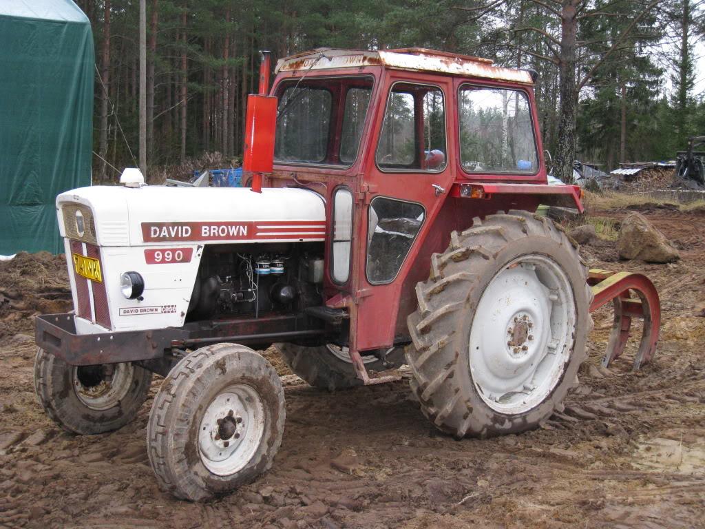 David Brown 990 -73 Projekti valmis. - Sivu 5 IMG_3566