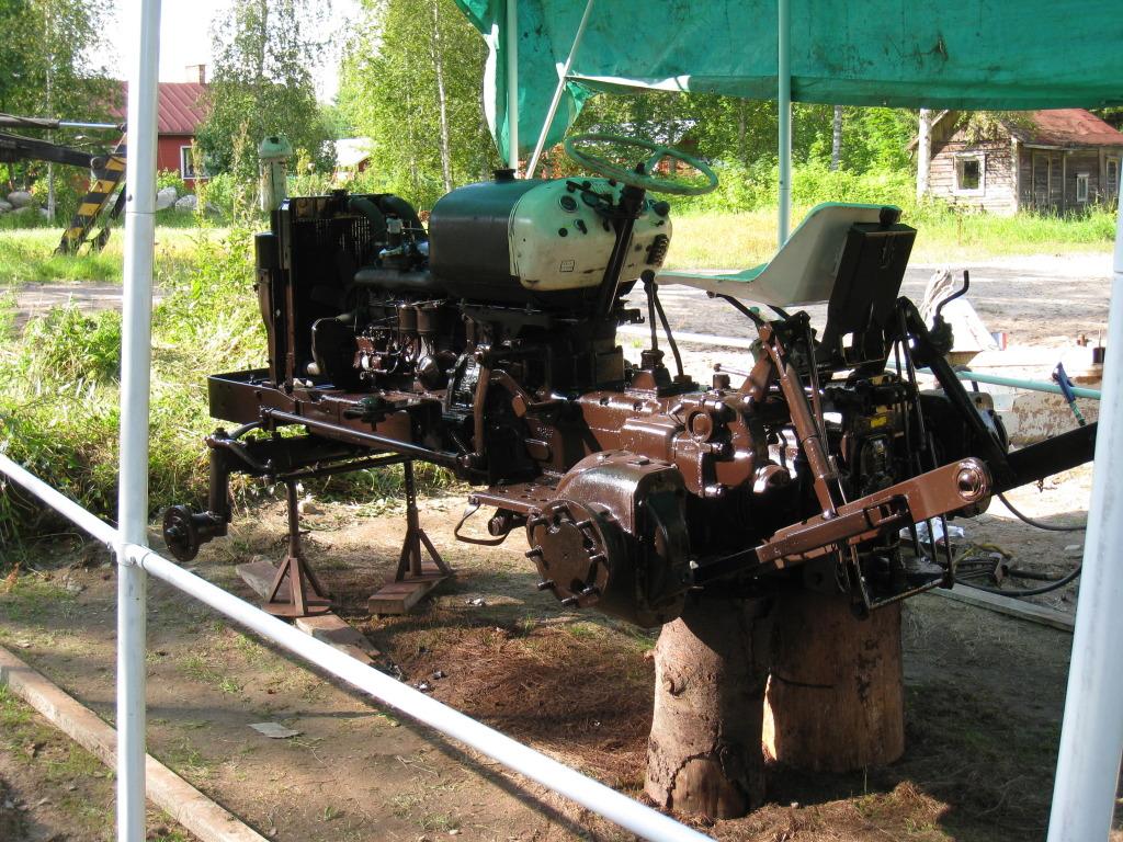 David Brown 990 -73 Projekti valmis. - Sivu 5 IMG_4528