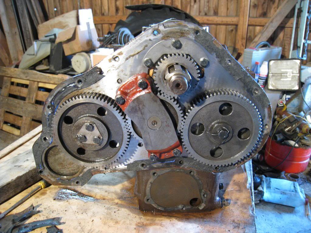 David Brown 990 -73 Projekti valmis. - Sivu 6 IMG_4684