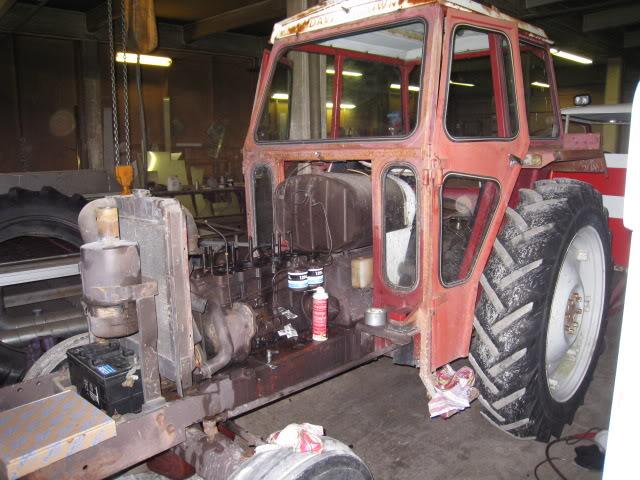 David Brown 990 -73 Projekti valmis. IMG_2897
