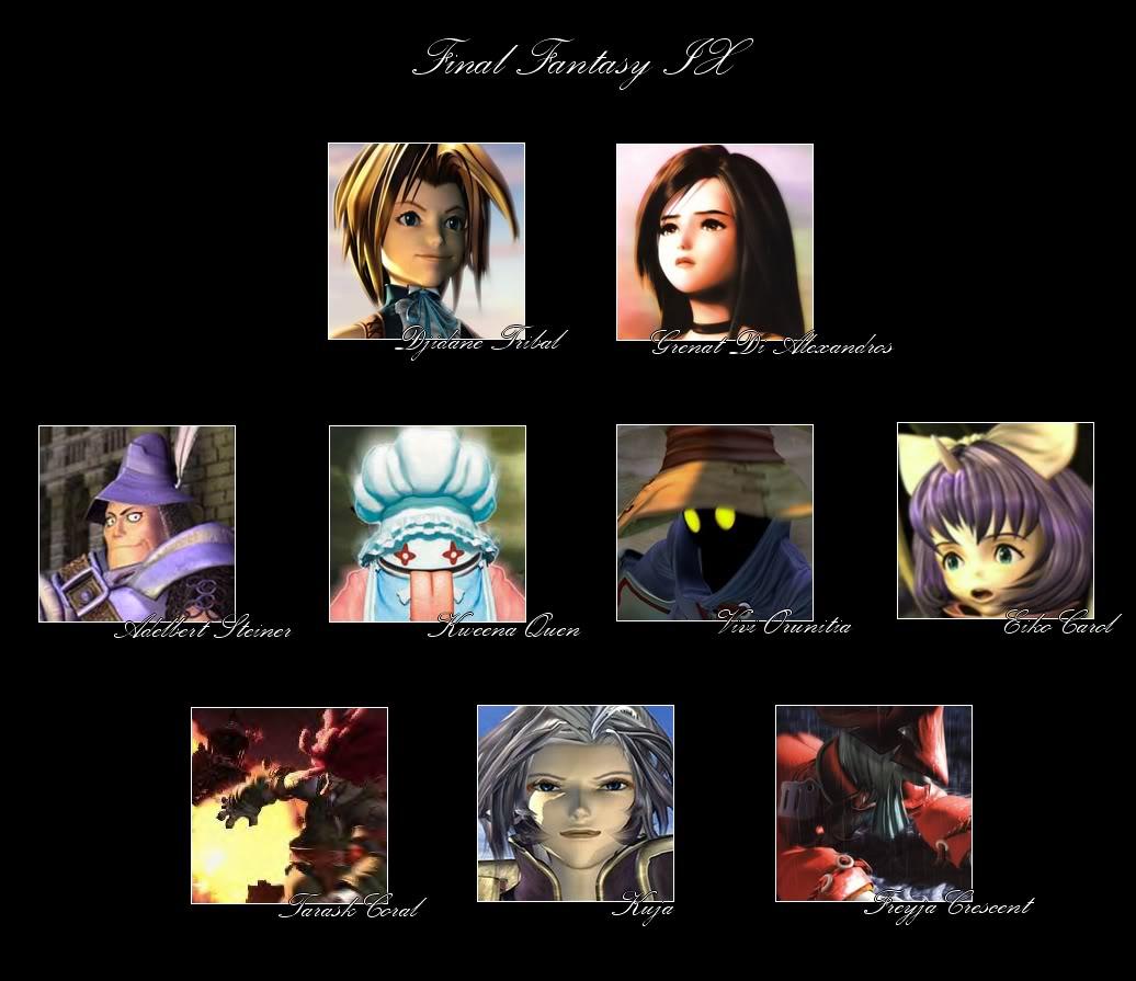 Final Fantasy IX Ff9