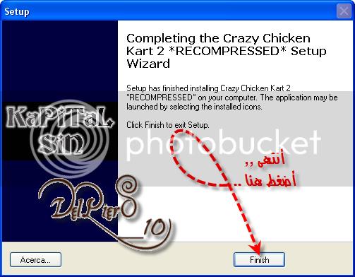 ألان وحصريا .. تم ألانتهاء من رفع لعبة ألسباقات ألممتعه .. Crazy Chicken Kart 2 .. 5-60