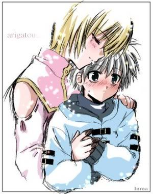 Tu personaje Favorito! - Página 2 Kurapika_x_Killua_for_kirukura