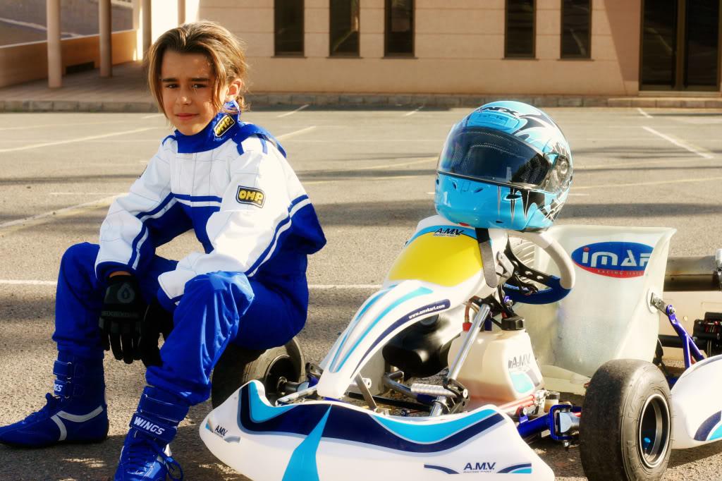 Fotos de Irene Ruiz, con su AMV Cadete con Puma 85cc IMG_6410okok