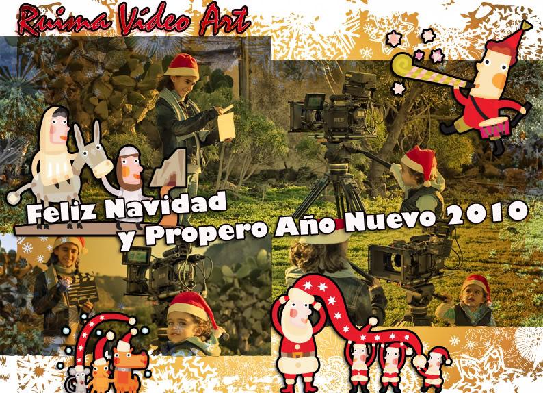 Feliz Navidad Tarjetanavidad2009