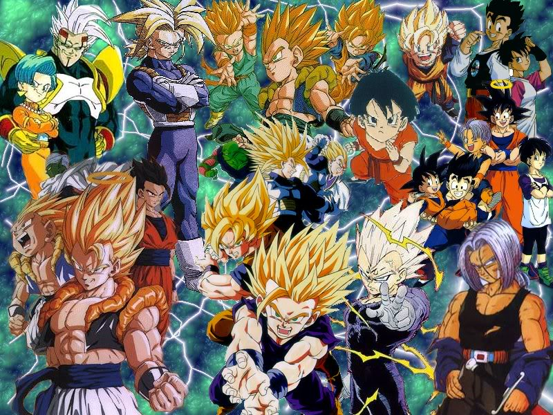 dragon ball z [full movies collection] DragonBallZ74
