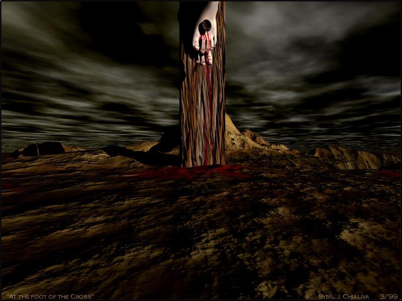 مجموعة صور للصلب جاااااااااااااااامده Jesus20Crucified-A20