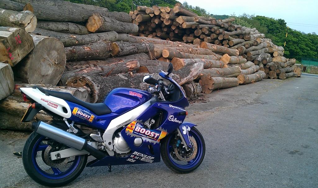 For Sale Yamaha Thundercat Yzf 600 R Cadburys Boost IMAG0273