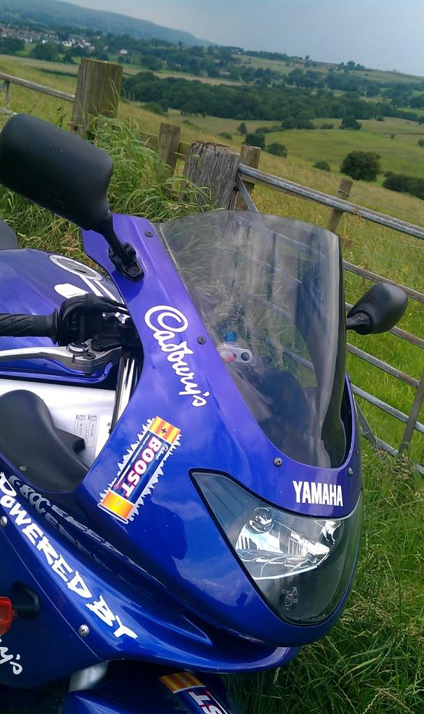 For Sale Yamaha Thundercat Yzf 600 R Cadburys Boost IMAG0440