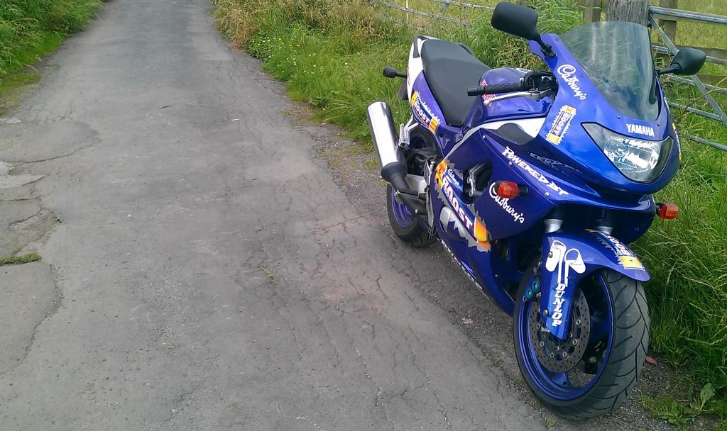 For Sale Yamaha Thundercat Yzf 600 R Cadburys Boost IMAG0446