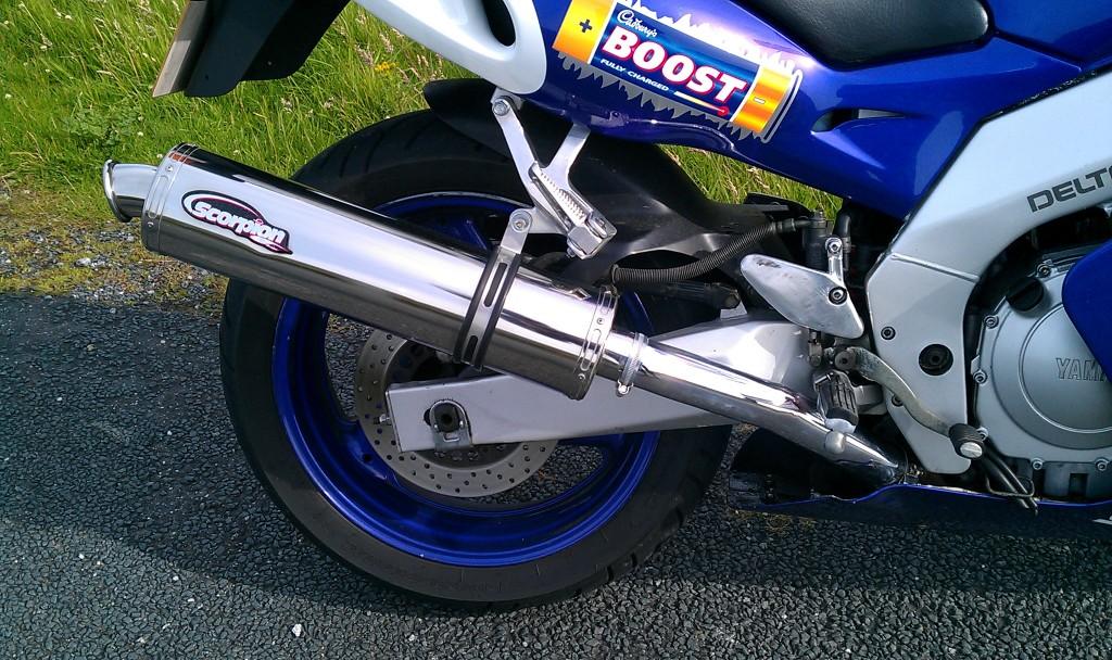 For Sale Yamaha Thundercat Yzf 600 R Cadburys Boost IMAG0502