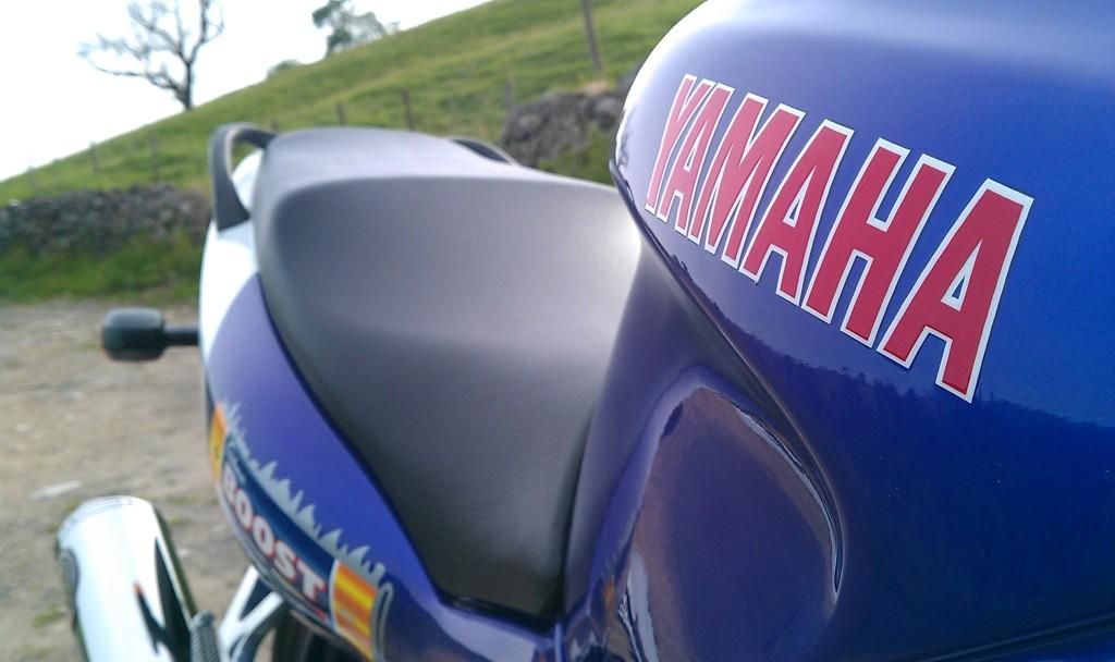For Sale Yamaha Thundercat Yzf 600 R Cadburys Boost IMAG0518