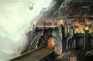 Fortress and cites of Dragon-Fall Dwarf_by_SnowSkadi