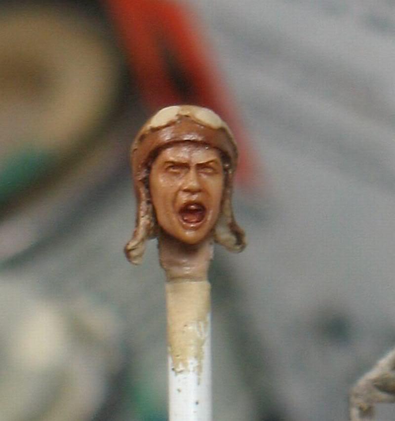 Petit diorama et figurine, Macchi M5 1/48 800005i
